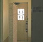 南欧風デザインの玄関