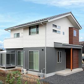 木の温もりを感じる和モダンな家 / N-HOUSE/群馬県太田市
