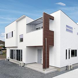 スマートな空間が広がる家 / Y-HOUSE/群馬県太田市